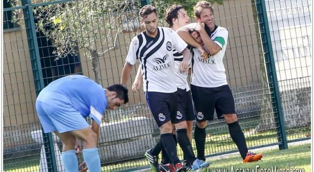 Il Real Forte Querceta fa festa, è Serie D