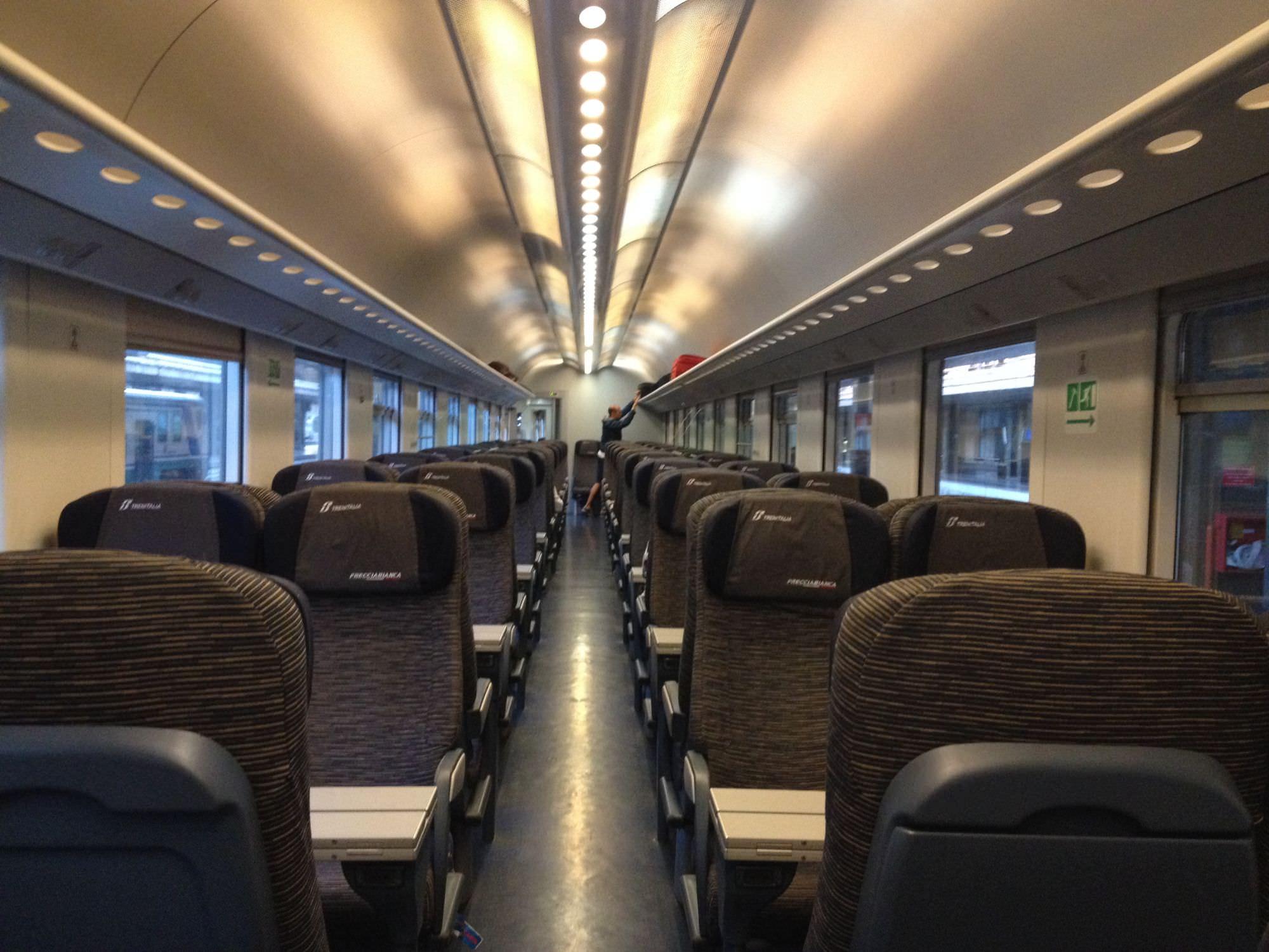 """""""Azione concrete per garantire la sicurezza del personale FS e dei passeggeri"""""""
