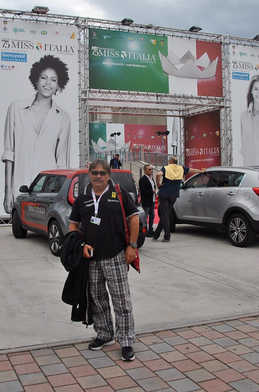 Miss Italia: sempre in prima linea il versiliese Paolo Mazzei