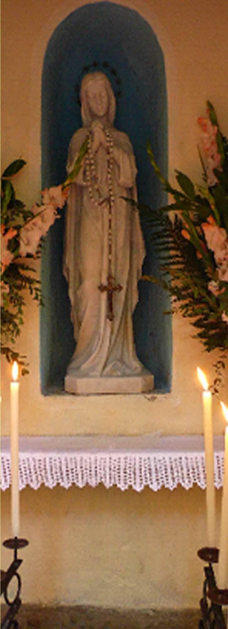 Ruba una Madonnina sul Monte Pitoro. Arrestato un camaiorese