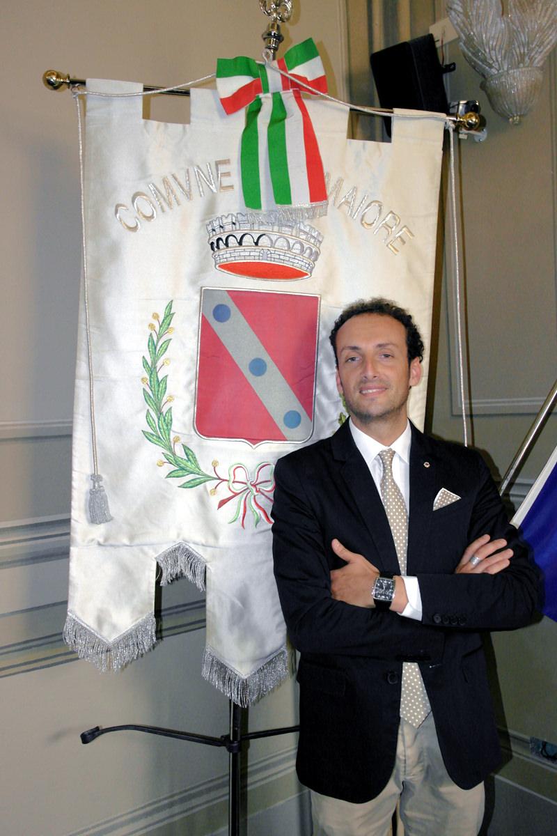 Alessandro Del Dotto alla guida dell'Unione dei Comuni della Versilia