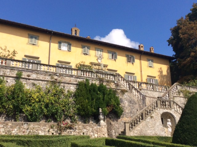 Matrimonio Da Sogno Toscana : Matrimonio da sogno via libera anche per villa paolina a