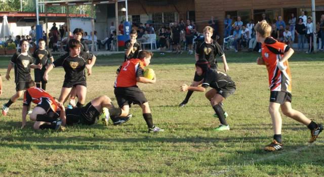 Un sabato di rugby per tutti alle Iare