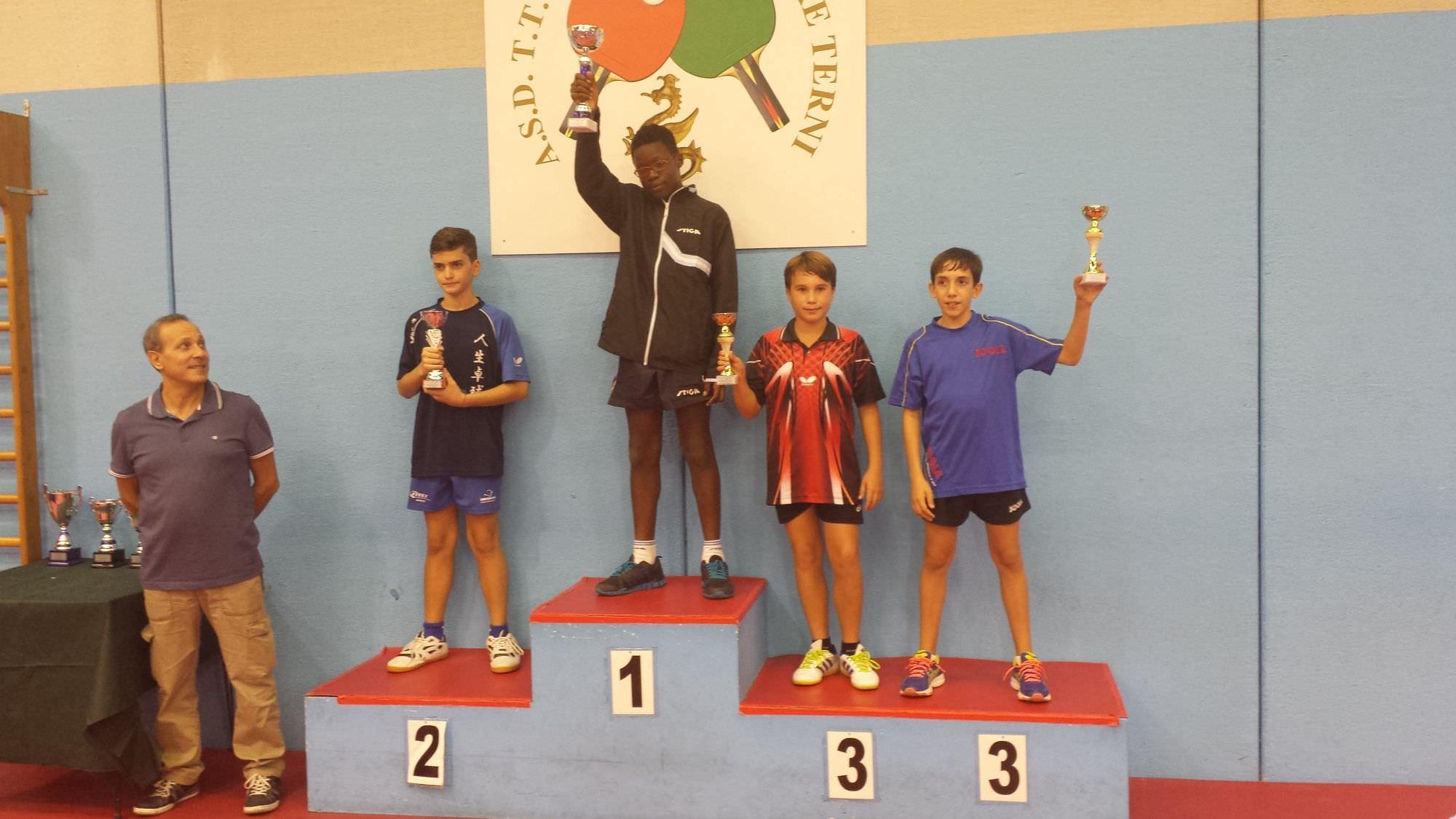 Fruzzetti e Simi sul podio regionale e nazionale