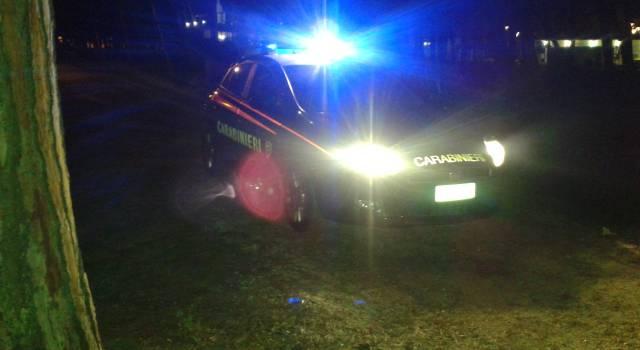Incendio nella notte a Seravezza. Distrutta un'auto