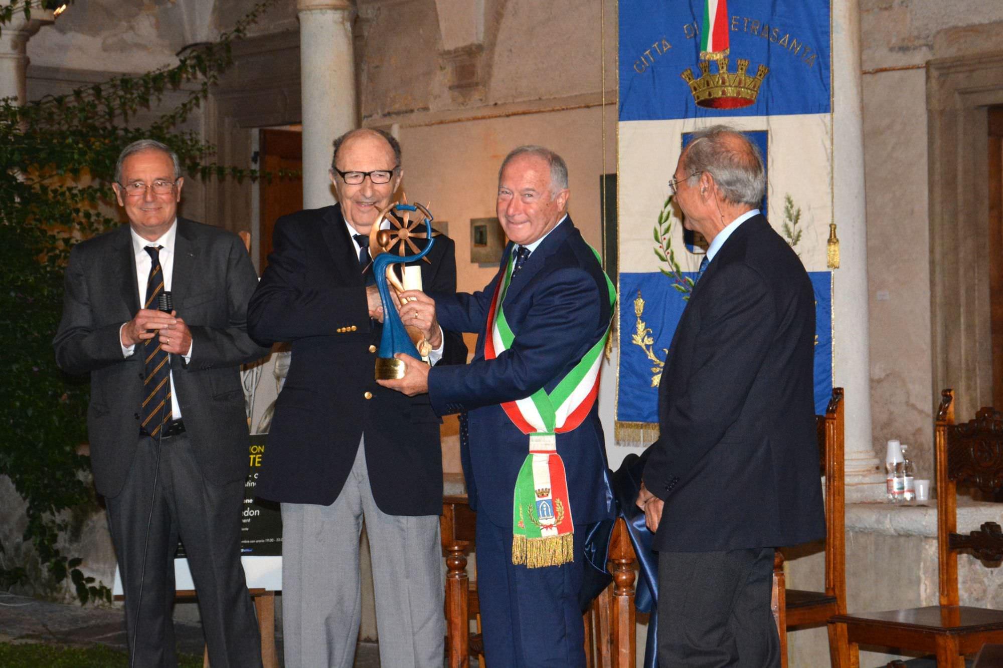Padre Eugenio Barsanti testimonial di Pianeta Galileo