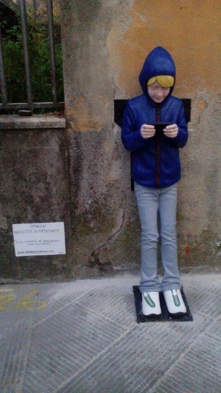 I bambini adottati da Pietrasanta. Le incursioni artistiche di Giovanni da Monreale