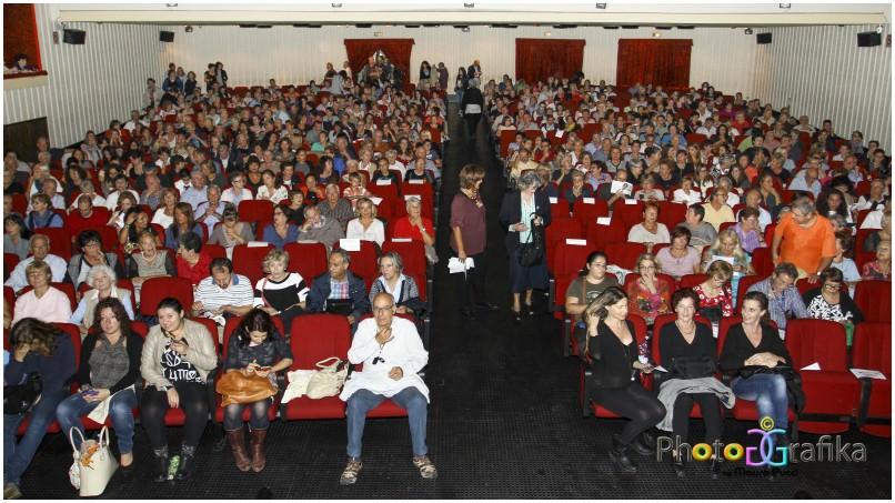 Grande successo per lo spettacolo targato LILT al Politeama (le foto)