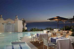 Cappello delle Guide de L'Espresso per il ristorante dell'hotel Principe di Piemonte
