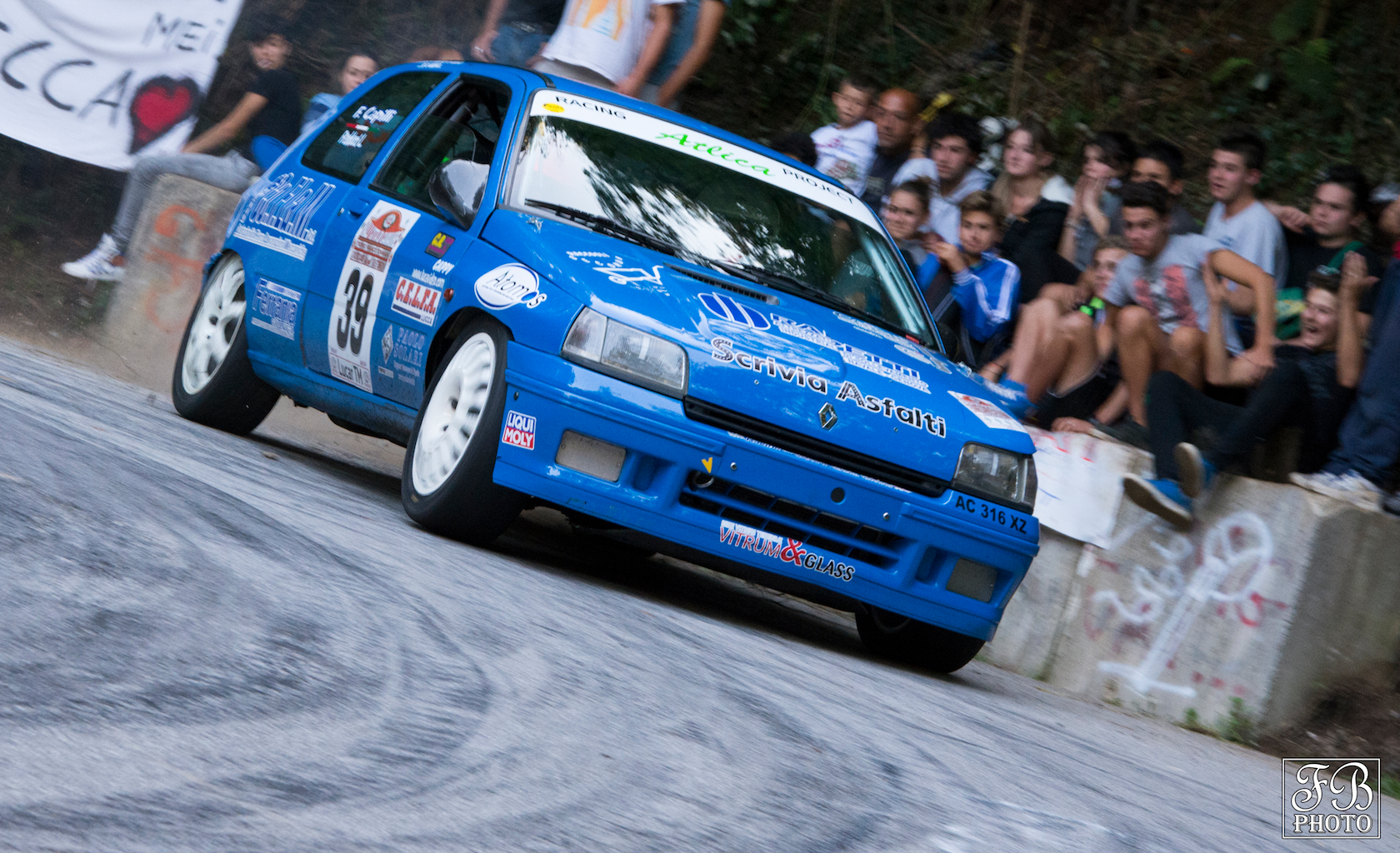 Il Rally di Camaiore scalda i motori