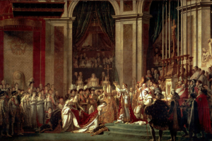 La famiglia di Napoleone in Versilia. A spasso con Galatea