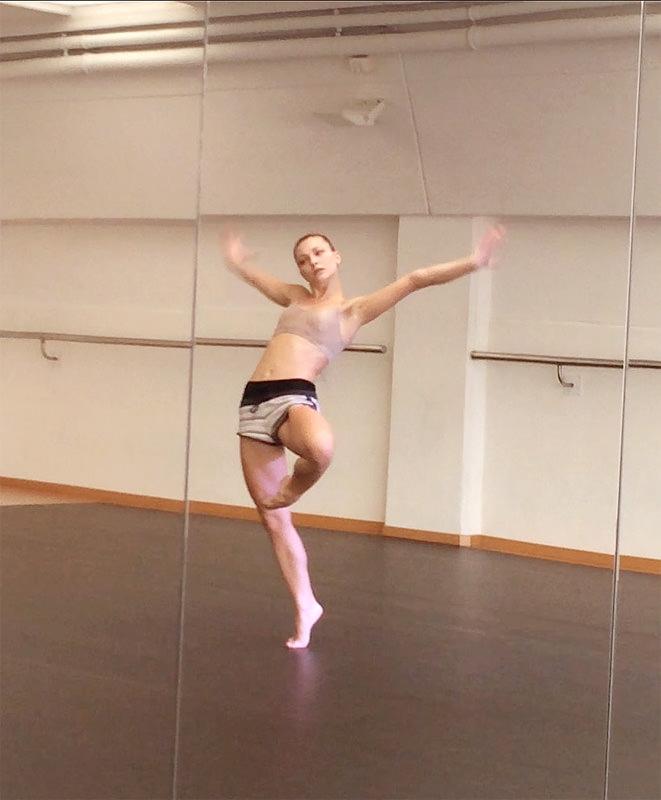 Con Beatrice Orlandi la Keos Dance Project vola in Spagna