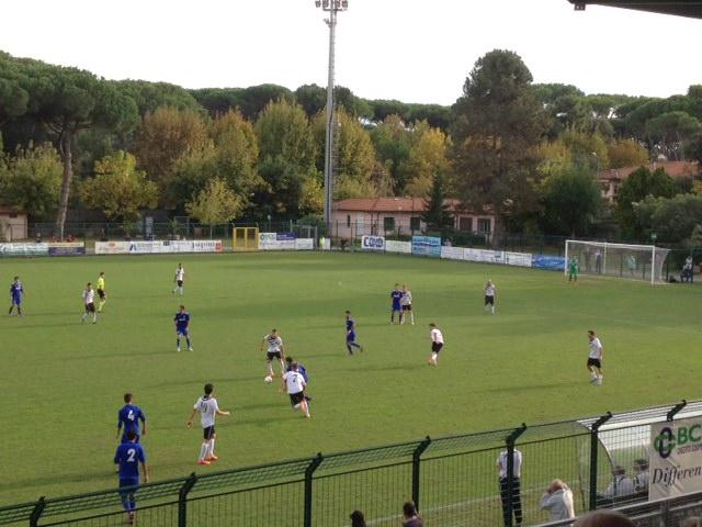 Tra Real Forte Querceta e Seravezza vince l'agonismo, tante occasioni ma nessun gol