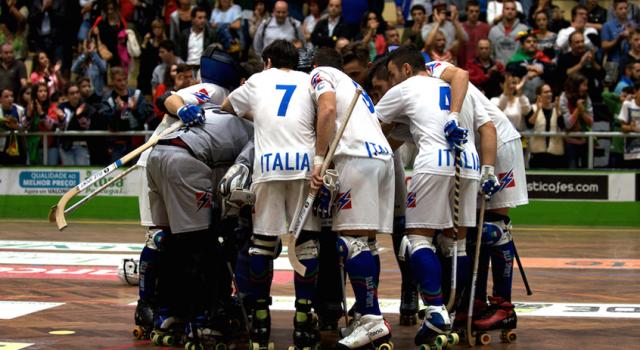Europei under 20 di hockey, l'Italia ferma il Portogallo