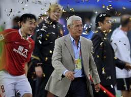 Cannavaro al posto di Lippi sulla panchina del Guangzhou Evergrande