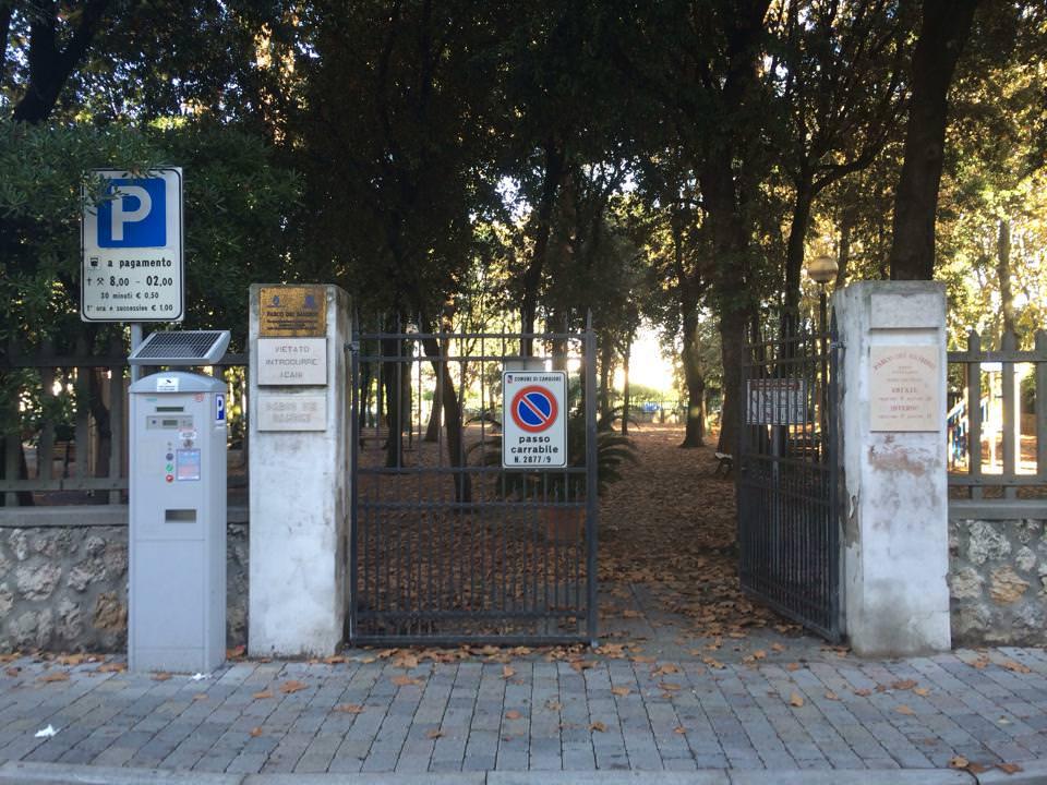 """""""Il Parco dei Bambini è diventato luogo di spaccio, il sindaco Del Dotto lo chiuda subito"""""""