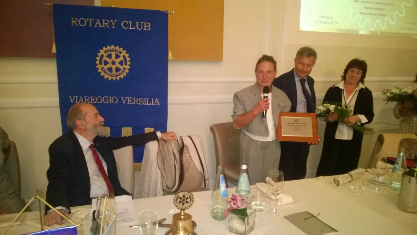 Premio alla professione rotary