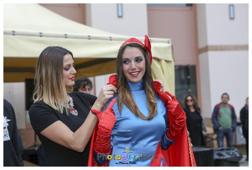 Rosa Mariamburgo Coppola, da Miss Palio dei Micci a nuova Ondina del Carnevale a Viareggio