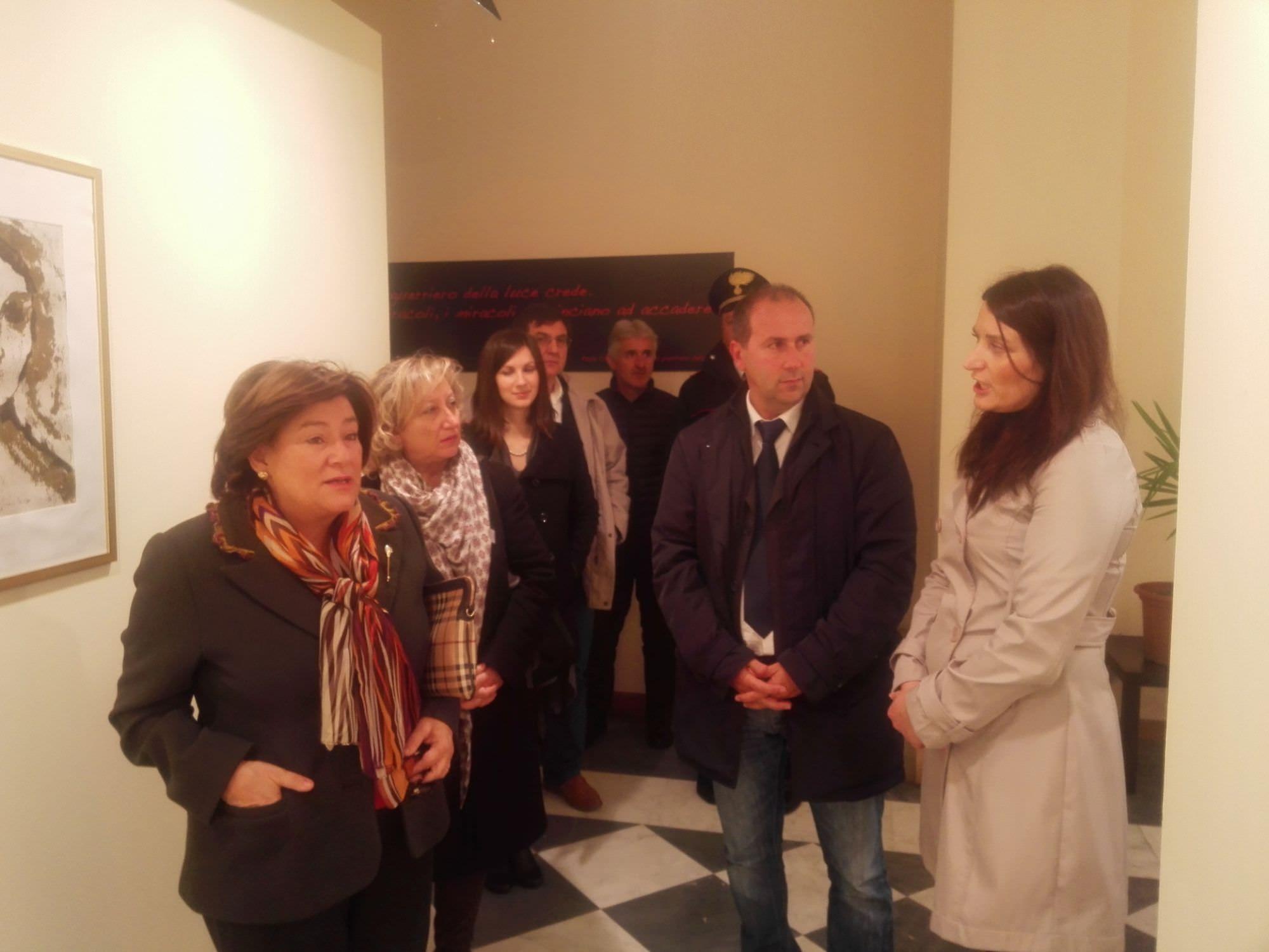 """Il Prefetto Cagliostro in visita a Stazzema. Verona: """"Un sostegno al mantenimento dei servizi e dei presìdi nei territori montani"""""""