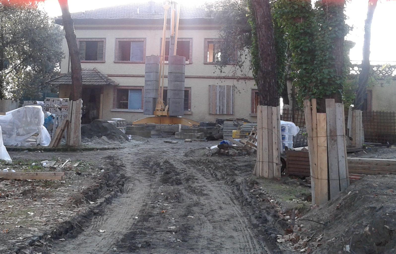 Il restauro di Villa Vanzetti-Tanzi. A Spasso con Galatea
