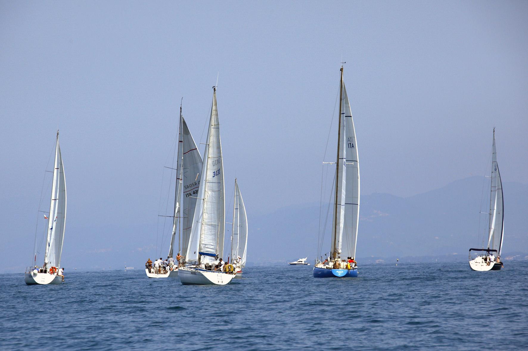 Week-end di grande vela con il trofeo Ammiraglio Francese