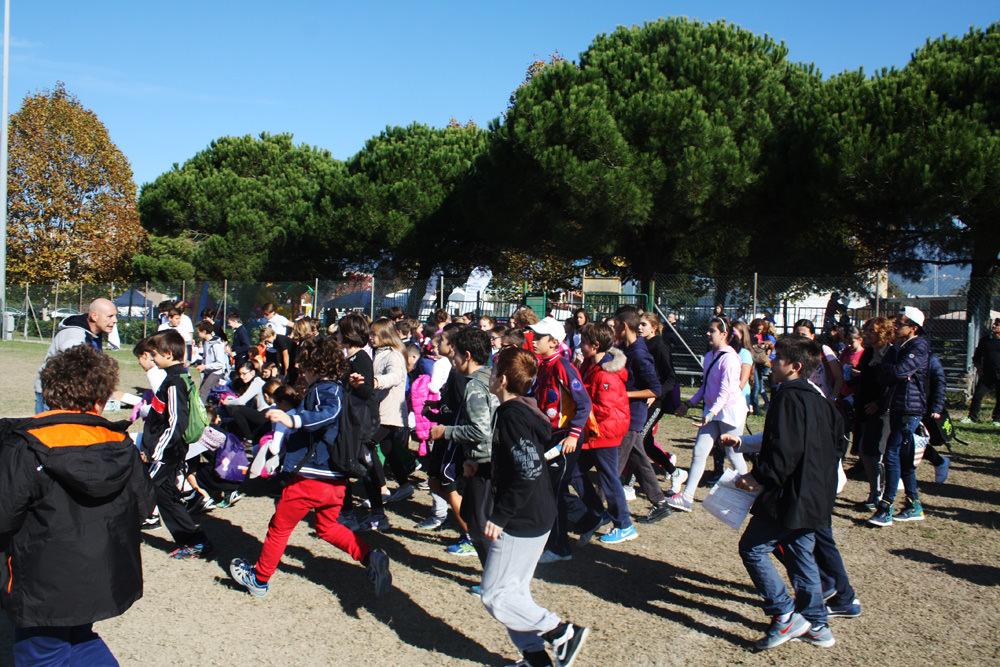 300 partecipanti per Sporting Halloween