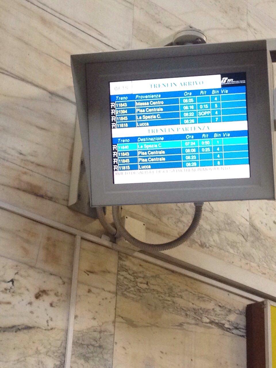 Treni, bonus straordinario ai pendolari dopo i disagi di luglio
