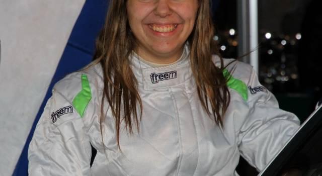 A Jasmine Manfredi il Trofeo Rally Automobile Club