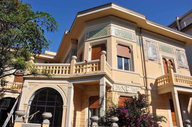 Villa Argentina chiusa al pubblico nel week-end