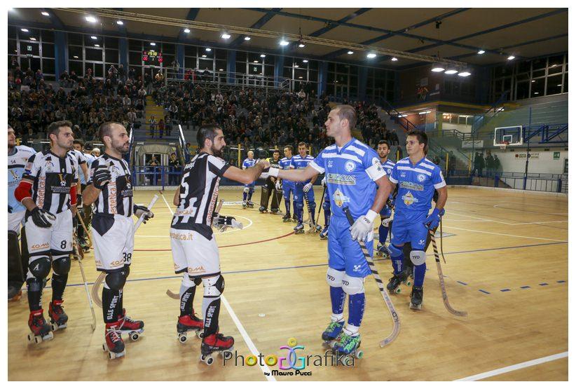 Follonica-Cgc in diretta su 50News Versilia