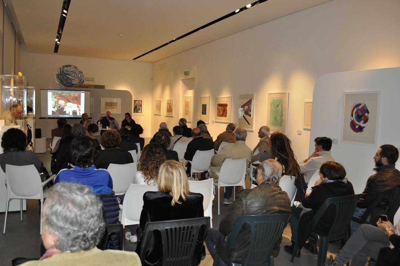 Tutto esaurito alla Gamc per la conferenza sulla grafica dell' Espressionismo italiano