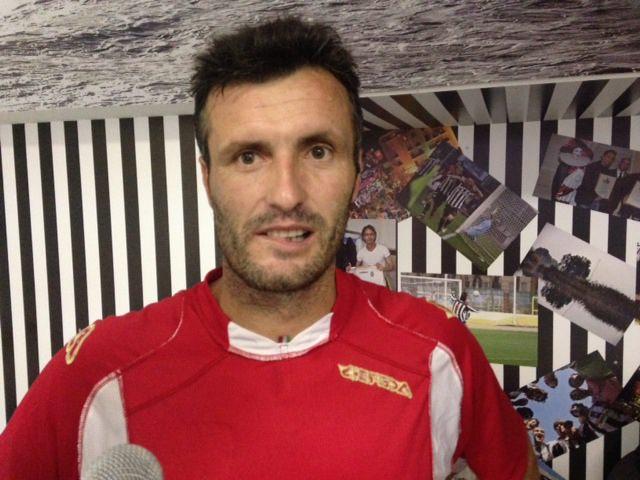 """Fruzza, il ritorno del guerriero bianconero: """"Che emozione tornare a giocare a Viareggio"""""""