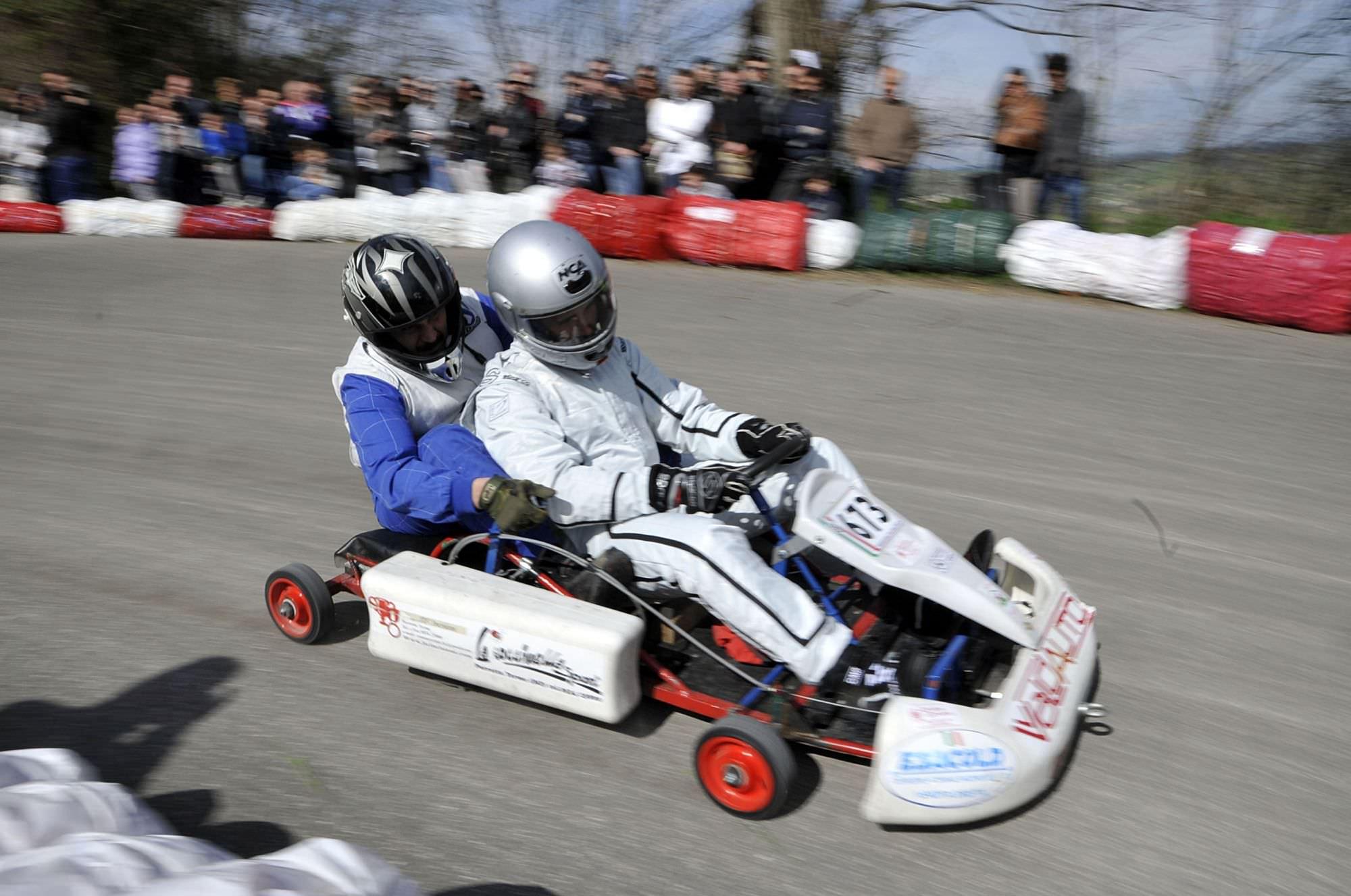 Torna la corsa dei carretti di Orbicciano, oltre 150 gli iscritti