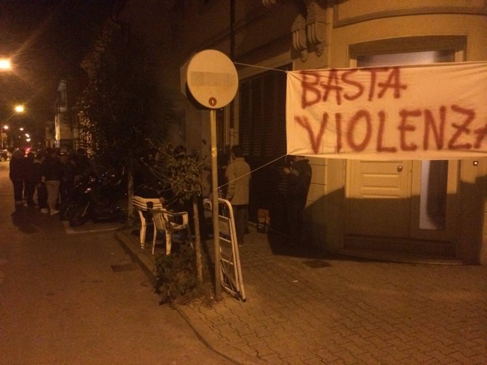 """I residenti del centro rispondono a Santini: """"La grigliata in strada non ha niente a che fare con la politica"""""""