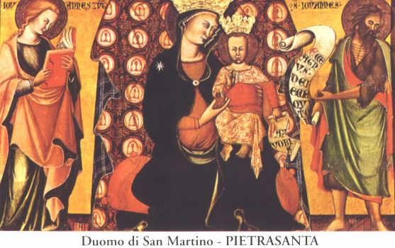 Madonna del Sole, l'impegno di Forte dei Marmi