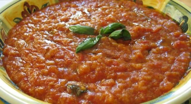 Pappa al pomodoro, niente sprechi in Toscana!