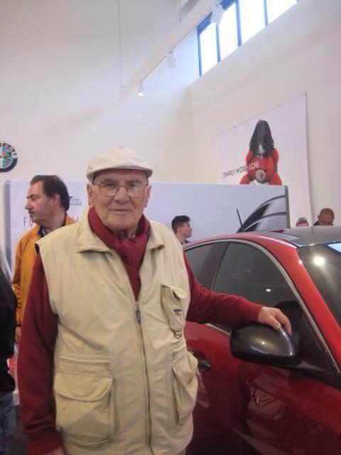 Addio a Eugenio Siciliano, storico fondatore della concessionaria viareggina