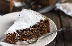 torta di pane amaretti e cioccolato