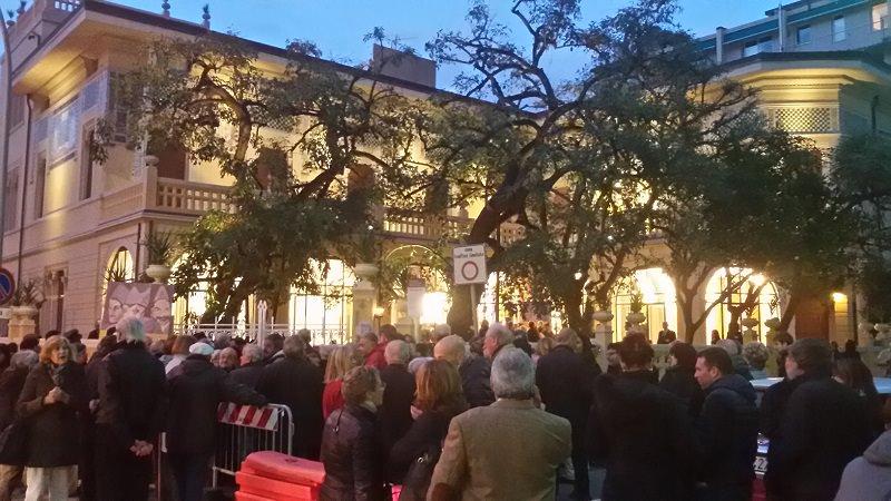 """""""La Grande Guerra"""". Inaugurata la mostra a Villa Argentina"""