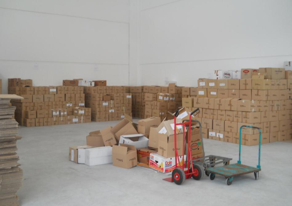 Colletta alimentare, oltre 20 mila chili raccolti in Versilia