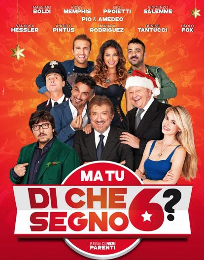 """Massimo Boldi a Viareggio per presentare """"Di che segno sei?"""""""