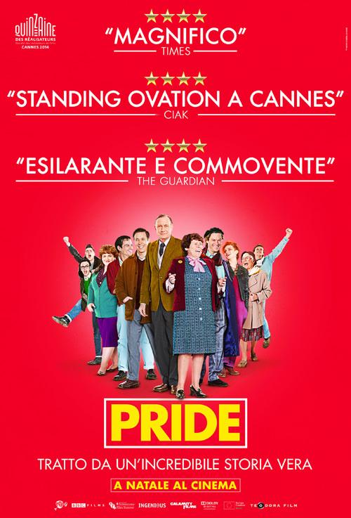 """Al cinema Centrale i biglietti per l'anteprima del film """"Pride"""""""