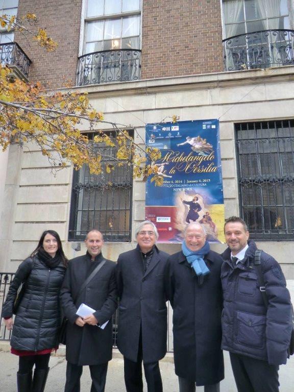 sindaci e assessore New York