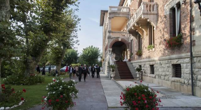 Al Park Hotel Villa Ariston arriva lo chef Muzio Ruggero