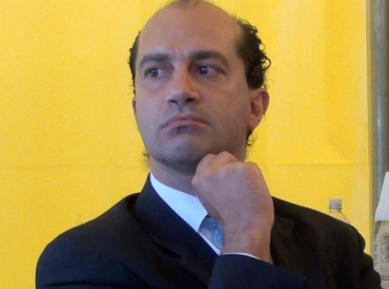 Luca Canessa lascia l'incarico da direttore generale