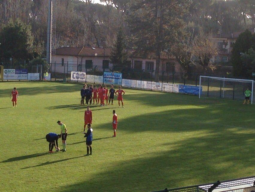Real Forte Querceta, contro l'Urbino Taccola altri tre passi verso i playoff