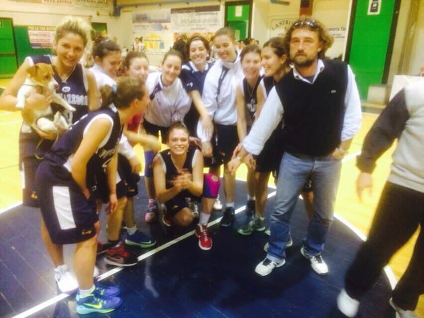 La Sistemi Gestionali Viareggio si aggiudica la Coppa Toscana di basket femminile