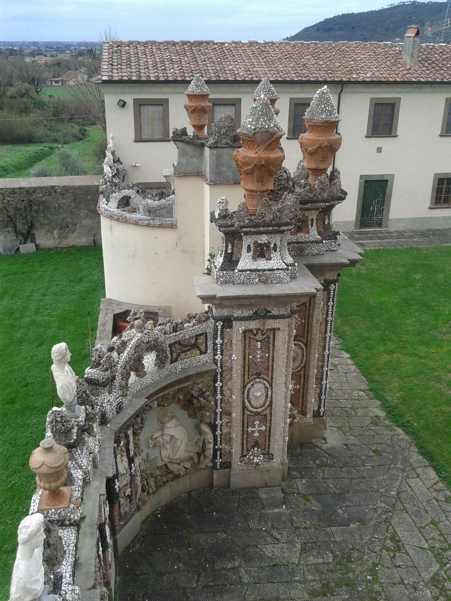 La Certosa di Calci. A Spasso con Galatea