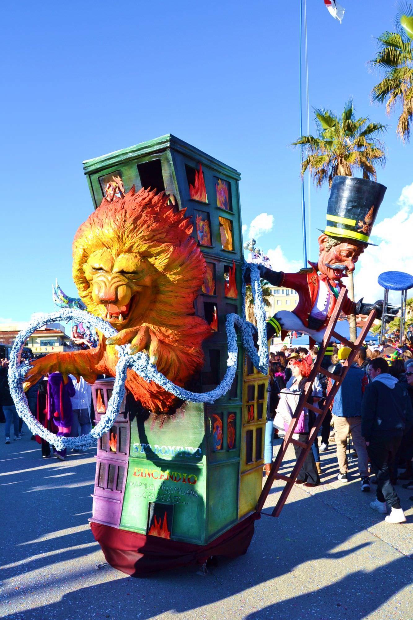 Il Carnevale lancia la scuola della cartapesta. Rivoluzione tra le maschere isolate