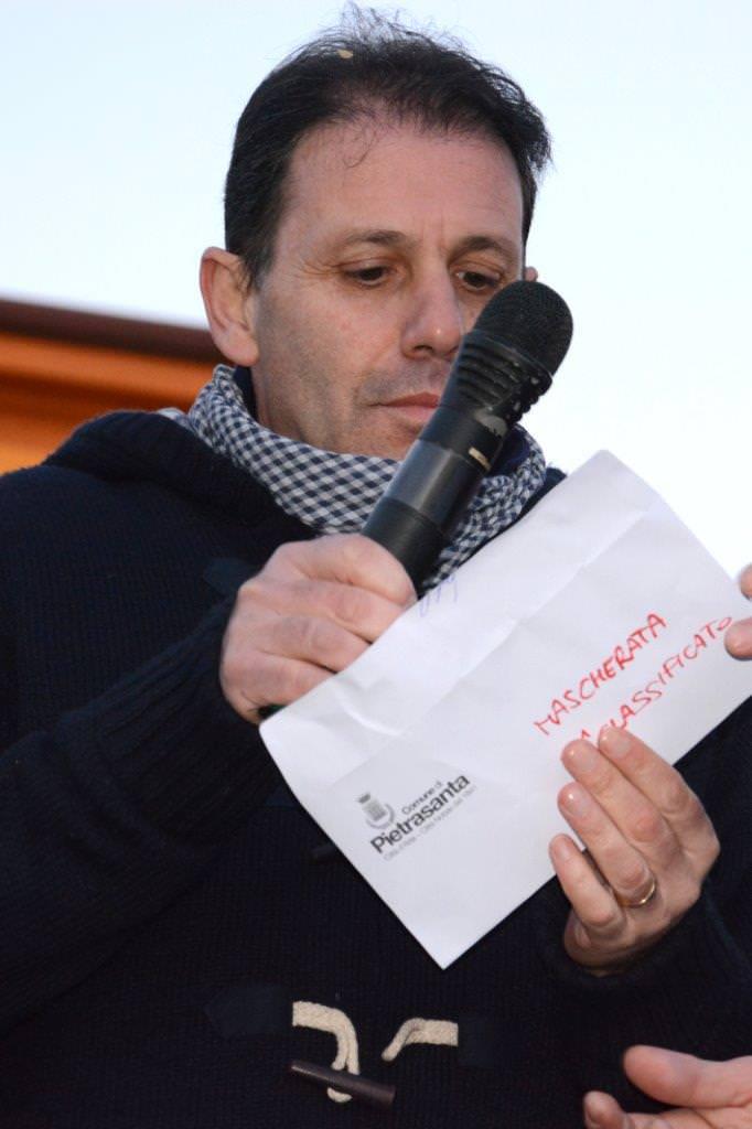 Gran finale per il Carnevale Pietrasantino. Trionfano Pollino-Traversagna e Valdicastello